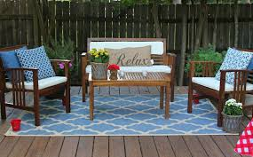 outdoor u0026 garden finding the best type of patio furniture sets