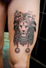 Tattoos Of - best 25 tattoos of lions ideas on small