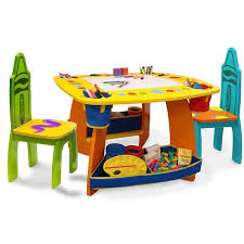Kids Activity Table With Storage Kids Activity Table With Storage Art Craft Study Chairs Playroom