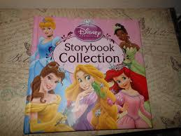 disney princess storybook collection treasury