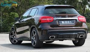 mercedes price malaysia 2015 mercedes gla 250 4matic review the a class you ve