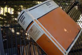 case 380 backhoe loader landscaper repair shop service manual book