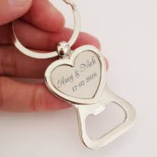 wedding bottle openers aliexpress buy personalised wedding favour heart bottle