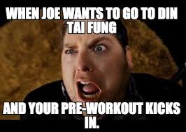 Pre Workout Meme - meme creator pre workout meme generator at memecreator org