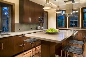 two level kitchen island designs kitchen contemporary kitchen denver by paxton lockwood