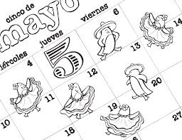 cinco de mayo coloring pages that are free to print
