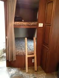 Rv Bunk Bed Ladder Building Bunk Beds In An Rv Intersafe