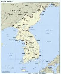 Happy Maps Map Of Korea Which Is Another Place That I U0027m From Where I U0027m From