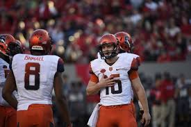 Flag Football Raleigh Nc Syracuse Football Qb Zack Mahoney Frustrated By Inconsistent Deep