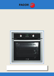 fagor america convection oven 5ha 196x user guide manualsonline com