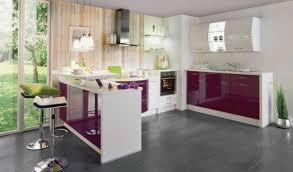 photo cuisine semi ouverte bar séparation cuisine salon unique cuisine semi ouverte sur salon