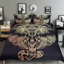 bedding outlet stores 3pcs bedding outlet set tribal elephant bedding set boho mandala