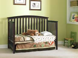 How To Convert Crib To Daybed by Amazon Com Graco Freeport Convertible Crib Cherry Baby