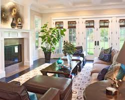 French Country Family Room Houzz - Country family rooms