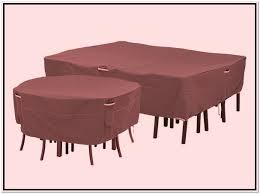 Round Patio Table Covers by Round Patio Table Cover Iron Wood