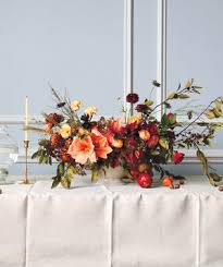 secrets to a spectacular thanksgiving centerpiece real simple