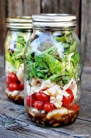 cuisiner la salade verte cuisine salade en bocal cuisine salades