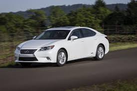 lexus midsize suv 2015 official the 2015 lexus es 300h hybrid receives some modest