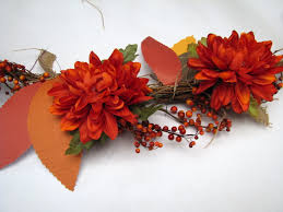 How To Make Home Decoration Fall Home Decor How To Make An Easy Fall Garland With Textured