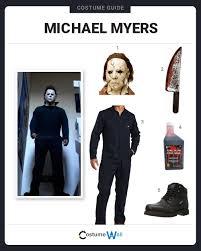 michael myers mask halloween costume dress like michael myers costume halloween and cosplay guides