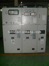 Switchboard Cabinet 6kv Switchgear Switch Cabinet Switchboard High Voltage Panels