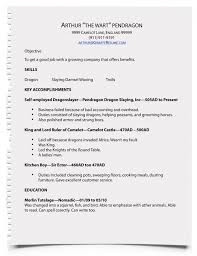 Key Accomplishments Resume Examples by Writing A Resume Resume Cv