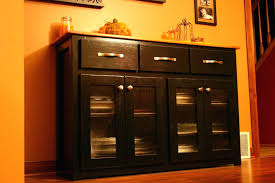 kitchen sideboards furniture sideboards and buffets with glass