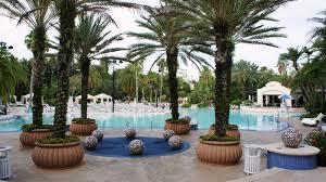 hard rock hotel orlando pool area