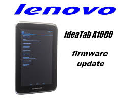 lenovo ideatab a1000 firmware update ifixit
