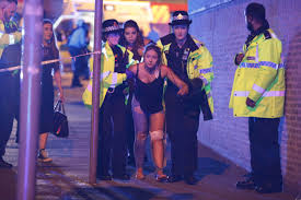 Hanging A Picture At Least 22 Dead After Explosion At Ariana Grande Concert New