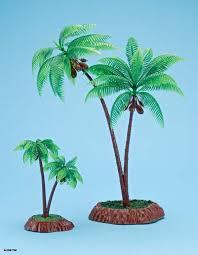 tropics express table decorations