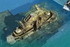 florida shipwrecks map dive plan for the oriskany shipwreck scuba diving