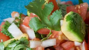 vid駮s de cuisine stock clip of cuisine pico de gallo the dish