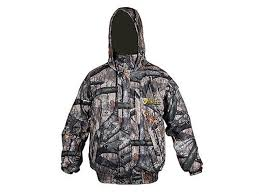 Mossy Oak Duck Blind Camo Clothing Scentblocker Mens Outfitter Jacket Long Sleeve Upc 8422912699
