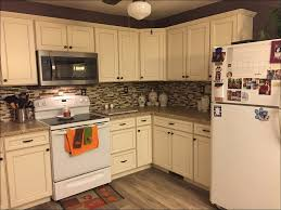 100 painting kitchen cabinets white before and after before