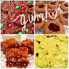 christmas cookies babycupcake u0027s healthy eats