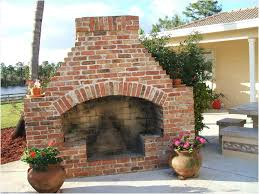 outdoor brick fireplace grill cpmpublishingcom