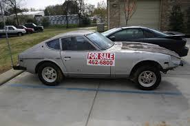 classic datsun 280z 1977 datsun 280z tennessee classic automotive