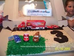 coolest cars ice cream birthday cake