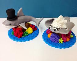 fondant fishing boat cake topper fondant fishing cupcake