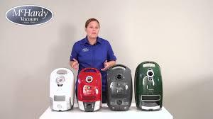 Miele Vacuum by Miele Vacuum Comparison Review C1 C2 C3 Youtube