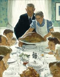 thanksgiving roosevelt thanksgiving art and norman rockwell on history culture and art