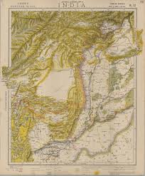 Map Of Indus River 12mapletts