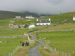 fair isle isle feature page on undiscovered scotland