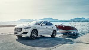 maserati suv levante road show is coming
