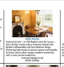Interior Design Buckinghamshire Aern Design Interioriors Buckinghamshire Aerndesign Co Uk Publications