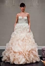 Lazaro Wedding Dresses Lazaro Fall 2014 Bridal Gown Collection Trendy Bride Wedding Blog
