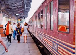 maharajas express train express review world s leading luxury train in india