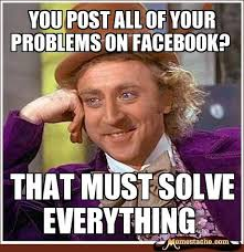 Why Would You Post That Meme - 5 reason why you should not post about politics on social media