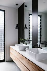 black white and grey bathroom ideas fabulous contemporary bathroom ideas white oak vanity modern wood